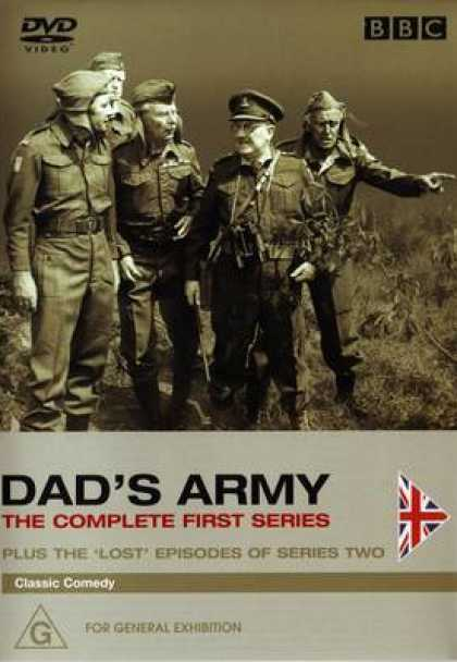 TV Series - Dad's Army + Lost Episodes