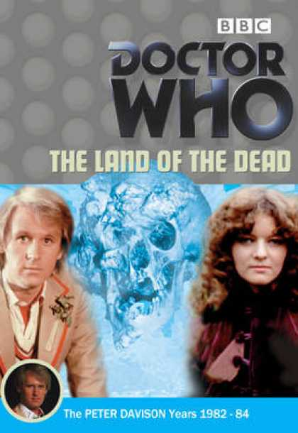 TV Series - Doctor Who - Land Of The Dead