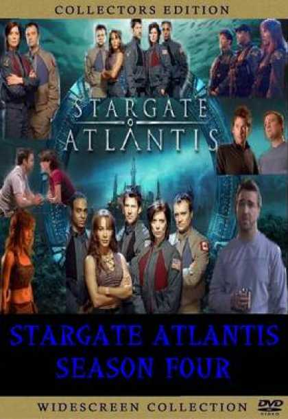 TV Series - Stargate Atlantis: WS CE R0