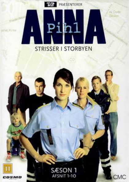 TV Series - Anna Phil - DANISH