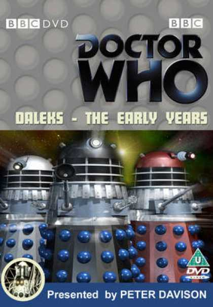 TV Series - Doctor Who - Daleks The Early Years