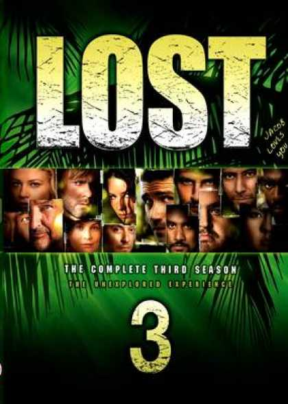 TV Series - Lost GREEK