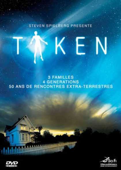TV Series - Taken Box