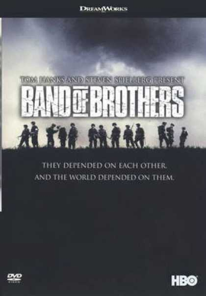 TV Series - Band Of Brothers Boxset DANISH