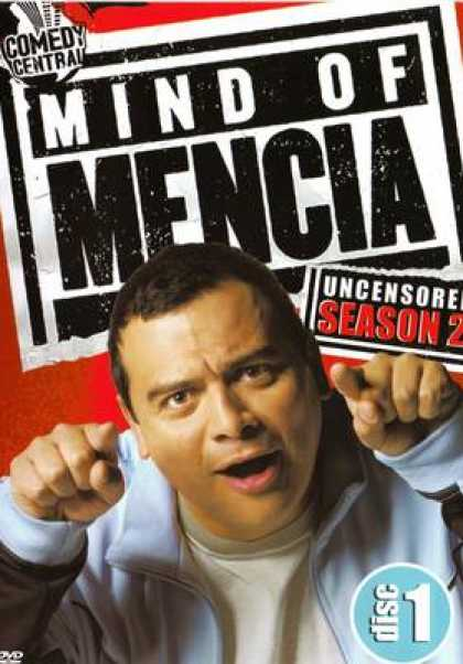 TV Series - Mind Of Mencia Uncensored
