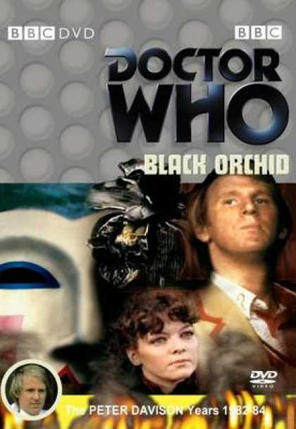 TV Series - Doctor Who - Black Orchid