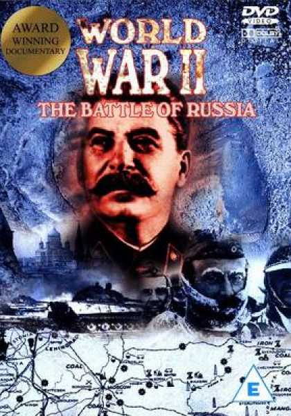 TV Series - World War II - The Battle For Russia
