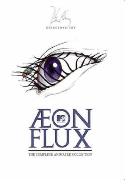 TV Series - Aeon Flux The Complete Animated Collection