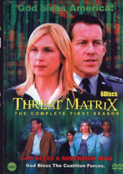 TV Series - Threat Matrix Complete Series