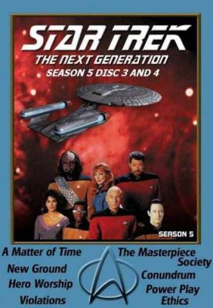 TV Series - Startrek The Next Generation A