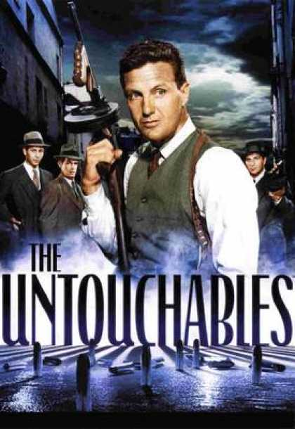 TV Series - The Untouchables