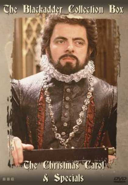 TV Series - Blackadder Collection Box