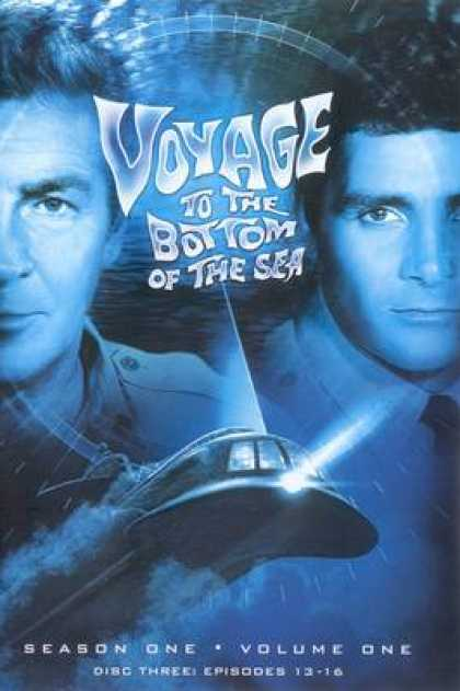 TV Series - Voyage To The Bottom Of The Sea Disc