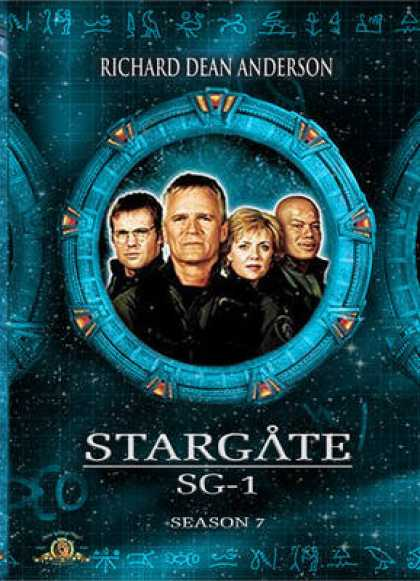 TV Series - Stargate SG1 Box