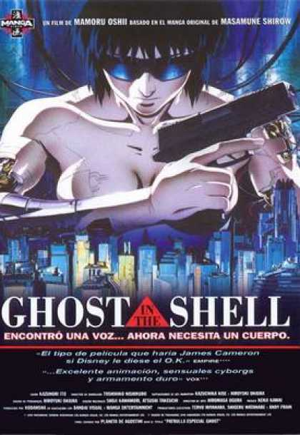 TV Series - Ghost In The Shell