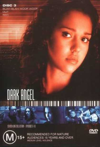 TV Series - Dark Angel Seasion 1 Front