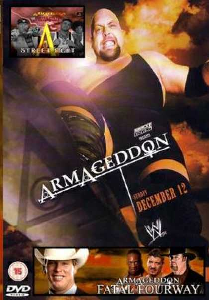 TV Series - WWE Armageddon - December