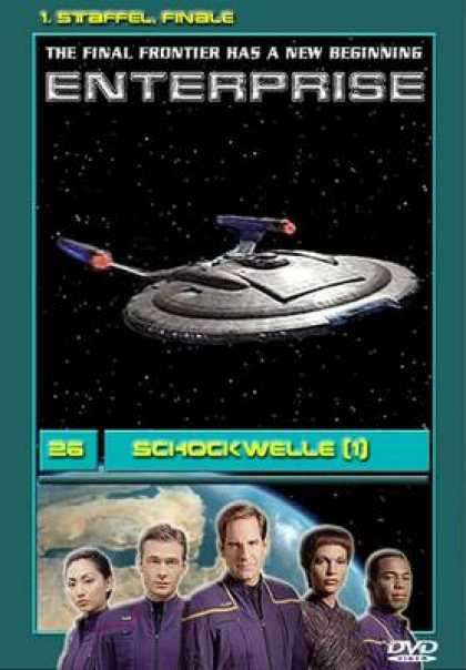 TV Series - Star TrekEnterprise 1x26 GER