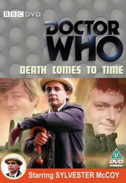 TV Series - Doctor Who - Death Comes To Time