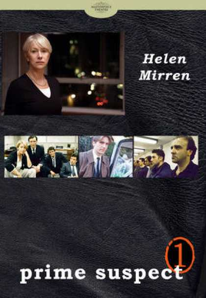 TV Series - Prime Suspect 1 1992