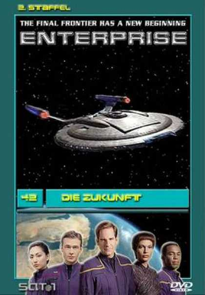 TV Series - Star Trek Enterprise 2x16 GER