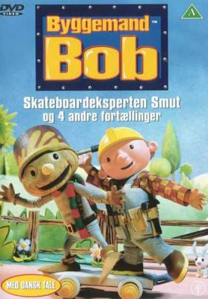 TV Series - Bob The Builder 1 Danish