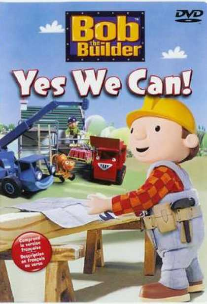 TV Series - Bob The Builder - Yes We Can