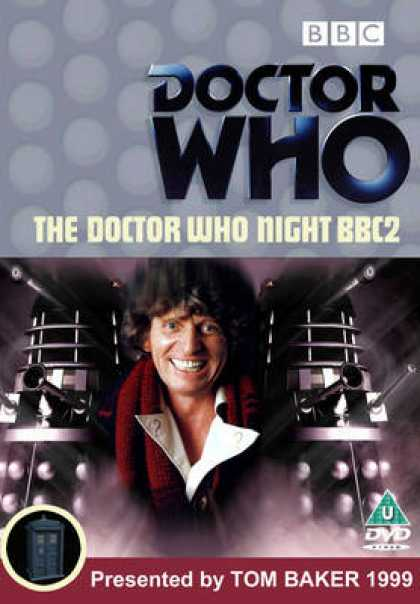 TV Series - Doctor Who The Doctor Who Night BBC2