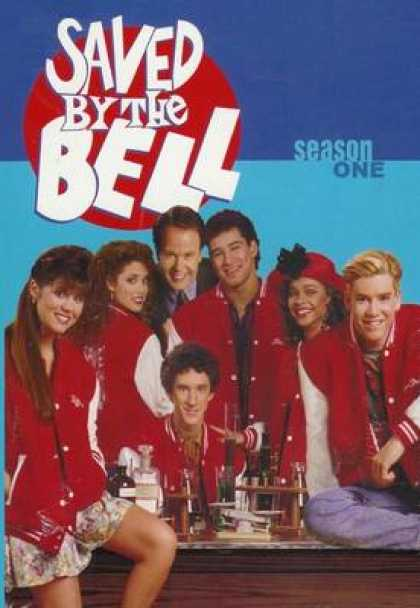 TV Series - Saved By The Bell
