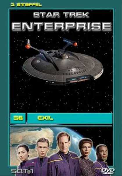 TV Series - Star Trek Enterprise 3x06 GER
