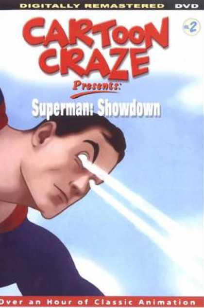TV Series - Superman Showdown
