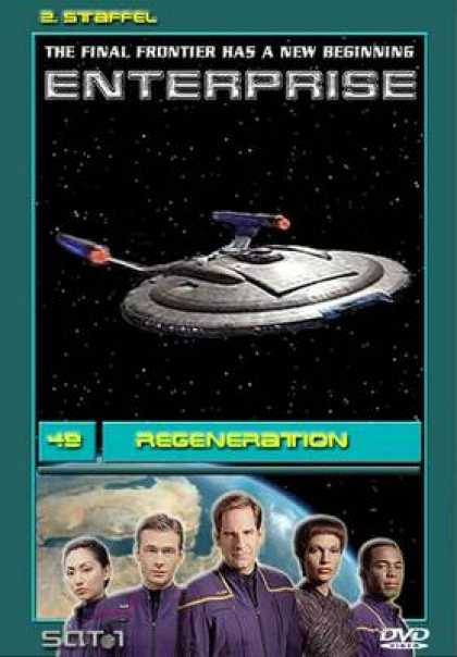 TV Series - Star Trek Enterprise 2x23 GER
