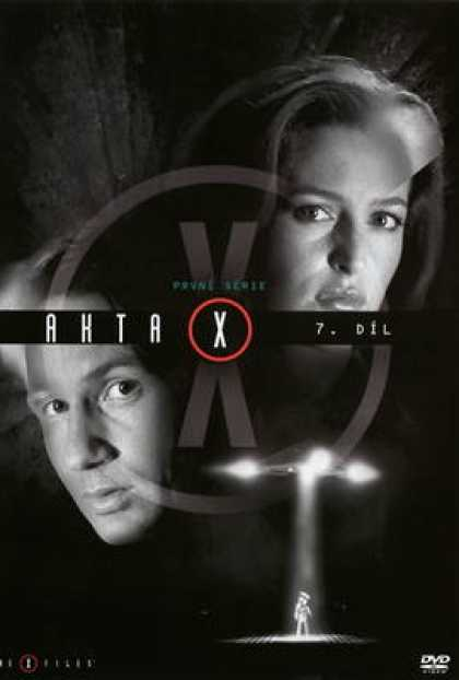 TV Series - X Files D7 CZECH