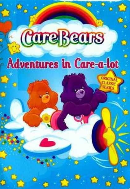 TV Series - Care Bears - Adventures In Care-A-Lot