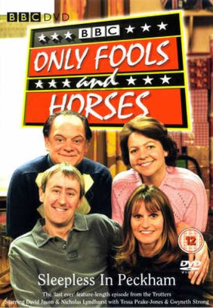 TV Series - Only Fools And Horses Sleepless In Peckham Uk