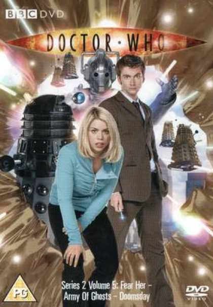 TV Series - Dr Who Vol5