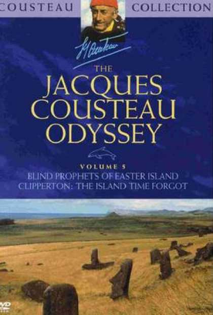 TV Series - Jacque Cousteau: Odyssey - Thinpack