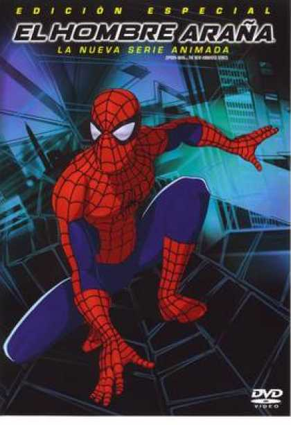 TV Series - Spiderman The New Animated Spanish
