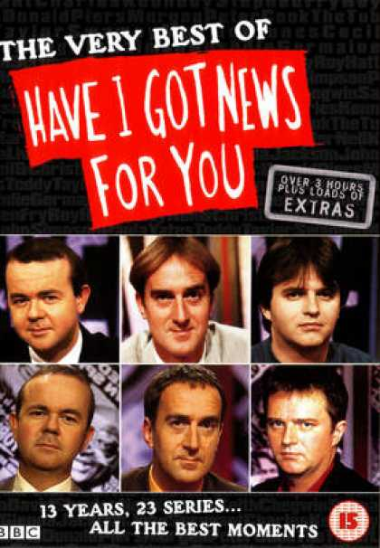 TV Series - Have I Got News For You
