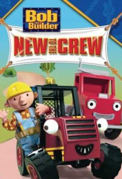 TV Series - Bob The Builder - New To The Crew