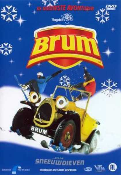 TV Series - Brum And The Snowthieves