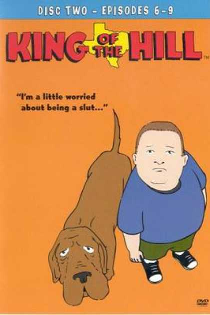 TV Series - King Of The Hill Disc Two
