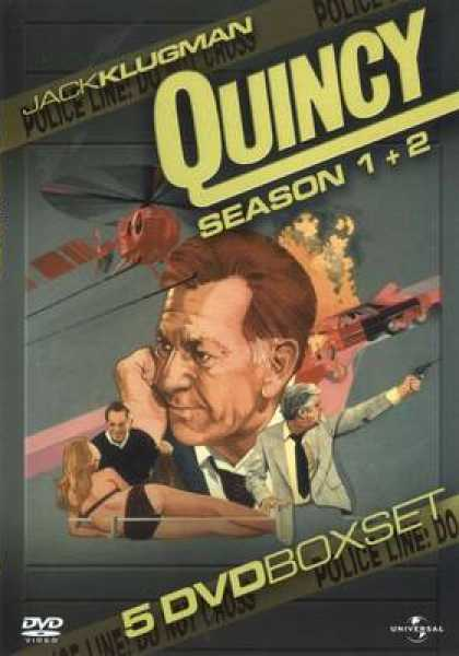 TV Series - Quincy