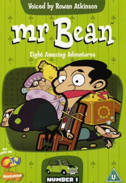 TV Series - Mr Bean The Animated Series