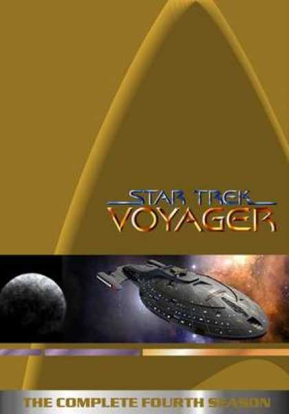 TV Series - Star Trek Voyager The complete 4th season
