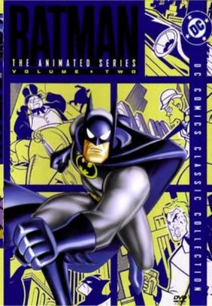 TV Series - Batman The Animated Series