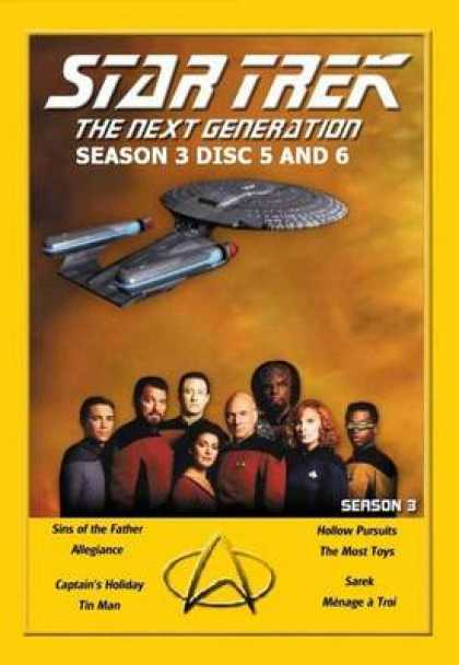 TV Series - Star Trek And