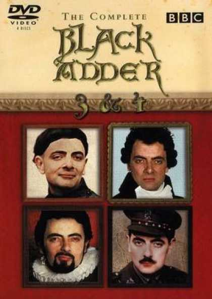 TV Series - Black Adder 3