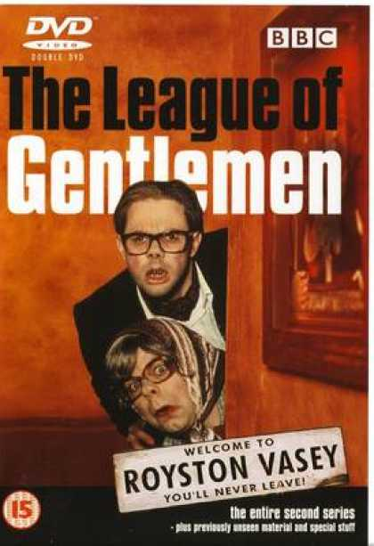 TV Series - The League Of Gentlemen