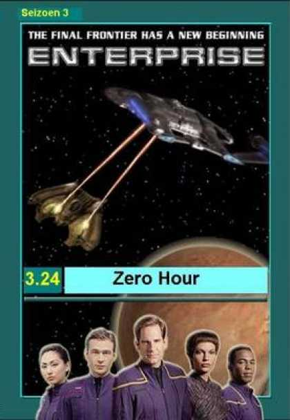 TV Series - Enterprise - Zero Hour